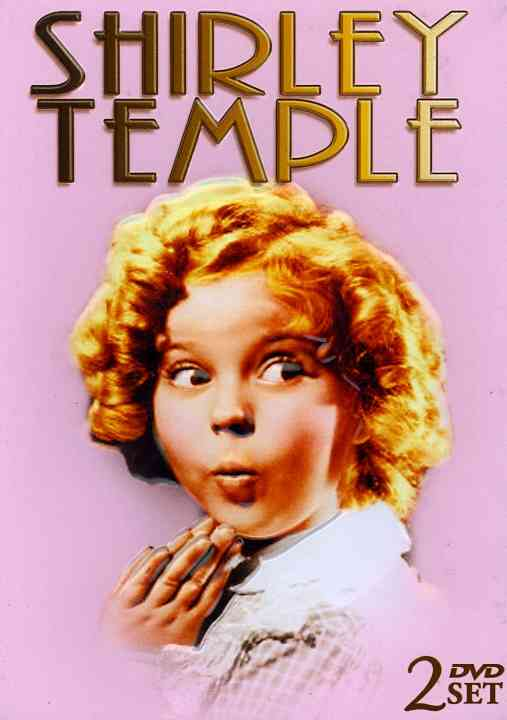 SHIRLEY TEMPLE BY TEMPLE,SHIRLEY (DVD)